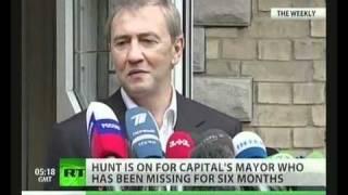 NWW World-News 06.02.2011 (Kiev Ukraine Missing Top-Man)