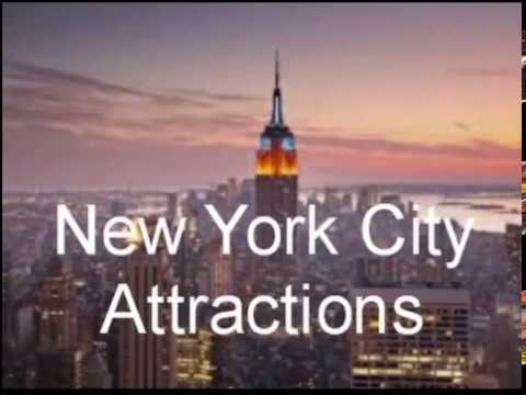 NEW YORK CITY Top Tourist Attractions, Travel Guide