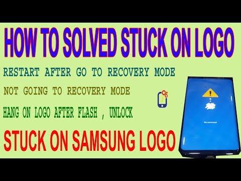 stuck on samsung logo - Myhiton