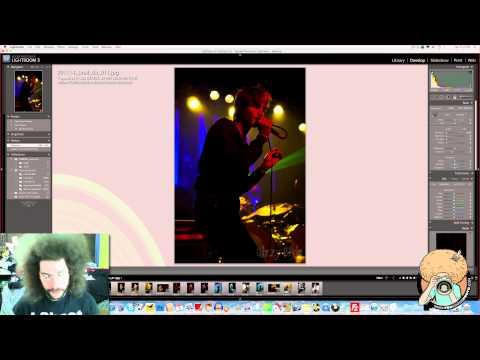 Concert Photography Critique D3000