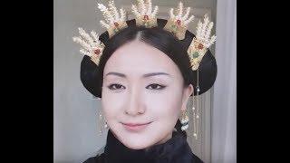 YUYAMIKA Make up painting of Fu Cha