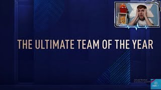 FIFA 19! TOTY ANNOUNCMENT REVEALED! VIDEO REACTION!