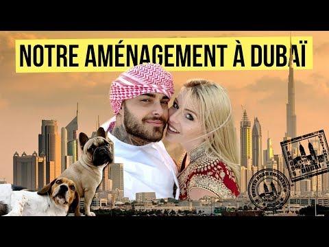 ON DEMENAGE À DUBAI