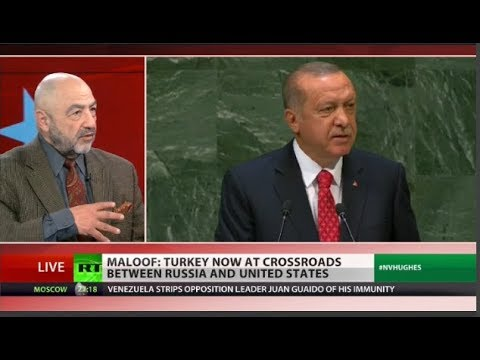 US could push Erdogan towards Russia – fmr Pentagon official