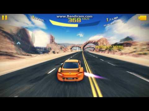 Asphalt 8 : BMW 3.0 CSL Hommage | Nevada (Lab 1 Final AI)