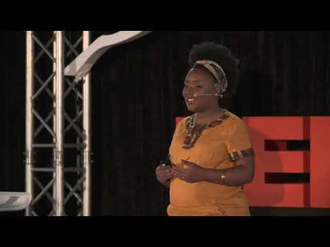 Averting disaster through a simple homegrown solution | Cindy Mkaza-Siboto | TEDxCapeTown