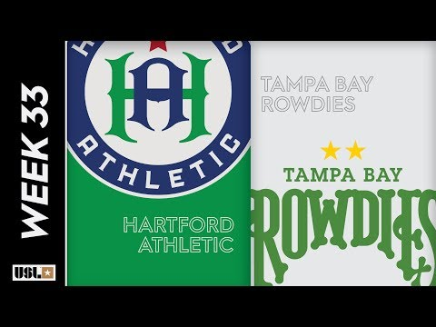 Hartford Athletic vs. Tampa Bay Rowdies: October 19, 2019