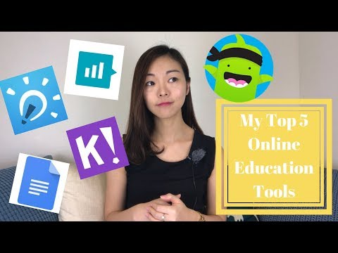 My Top 5 Online Education Tools: Best Apps and Sites for Teaching and Learning