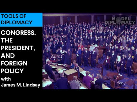 The Role of Congress and the President in Foreign Policy | Model Diplomacy