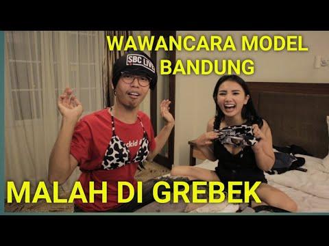 WAWANCARA MODEL BANDUNG // MALAH DI GREBEK ( Part 1 )