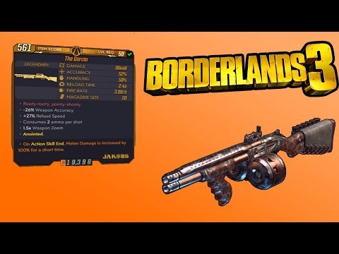 Borderlands 3 - How To Get The Garcia