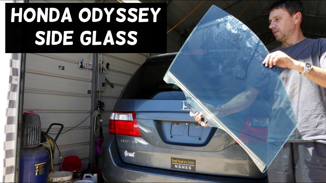 Honda Odyssey Front Door Gl Side Removal Replacement