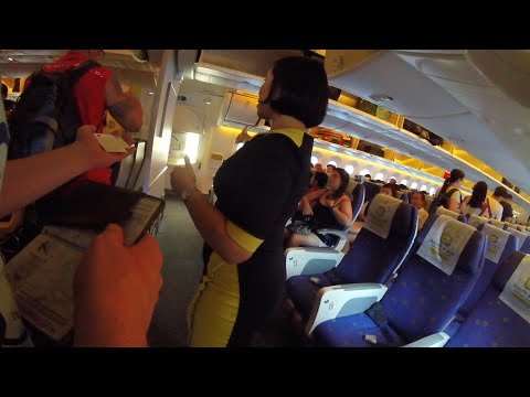 Flying With Scoot? Watch This First. (WORST Airline Of The Year)