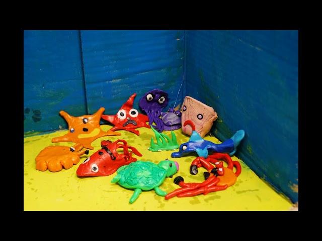 La revanche des animaux de la mer