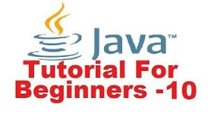 Java Tutorial For Beginners  - 10 The do-while Statements (do-while-statements)loops)