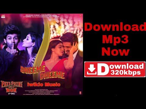 pati-patni-aur-woh:-dheeme-dheeme-320kbps-full-song|download-now