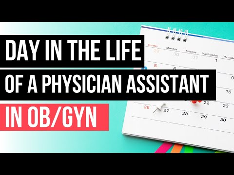 Day In The Life Of A PA In High Risk Obstetrics / Maternal Fetal Medicine
