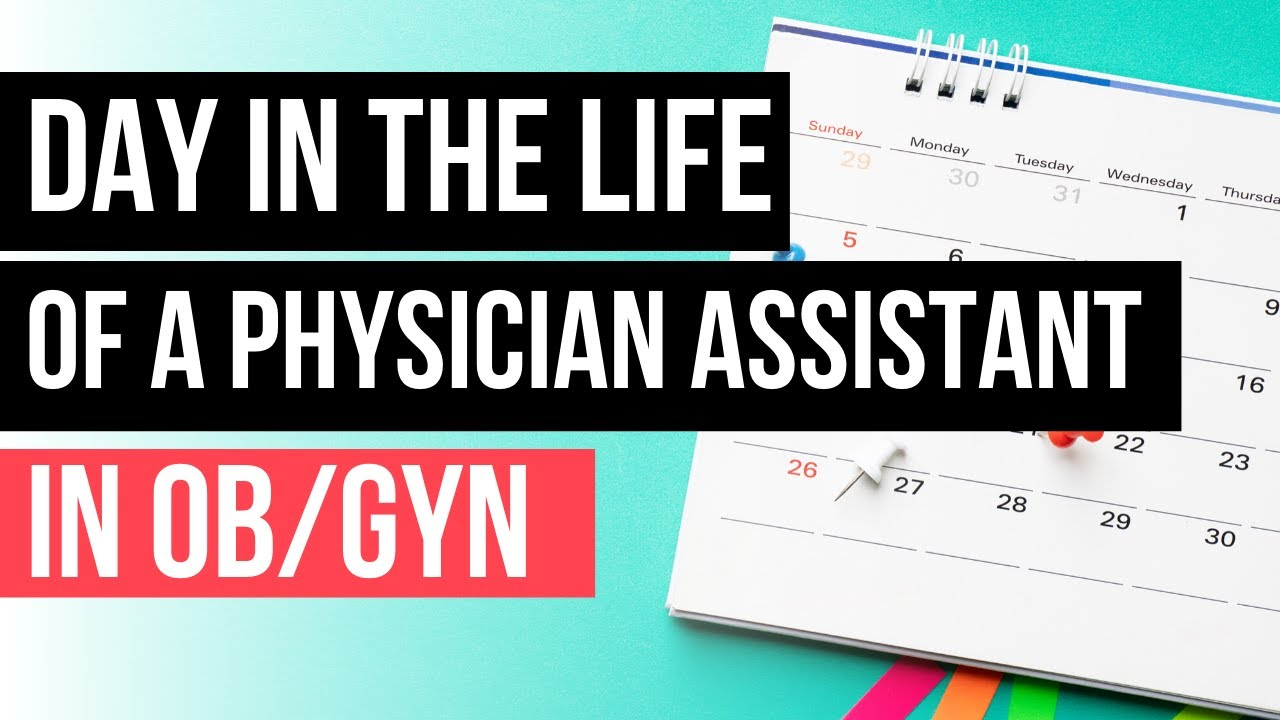 Download Day in the Life of a PA in High Risk Obstetrics / Maternal Fetal Medicine