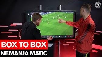 Nemanja Matic & Statman Dave   Box to Box   Manchester United