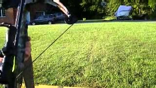 Part 2 - Parker Tomahawk crossbow shooting review - 60 yards