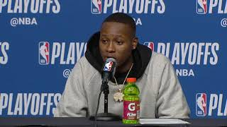 Terry Rozier Postgame Interview | Bucks vs Celtics - Game 7 | April 28, 2018 | 2018 NBA Playoffs