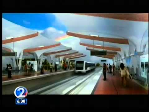 Feds approve funding for Oahu rail project