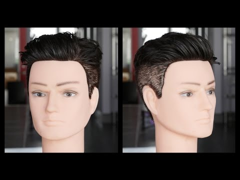 Gerard Pique Mens Haircut Tutorial TheSalonGuy YouTube - Zayn malik hairstyle tutorial step by step