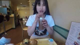 Ăn MUFIN Uống CAFE Một Mình ở Nhật 32