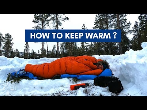 5 winter hiking and camping tips to keep you warm