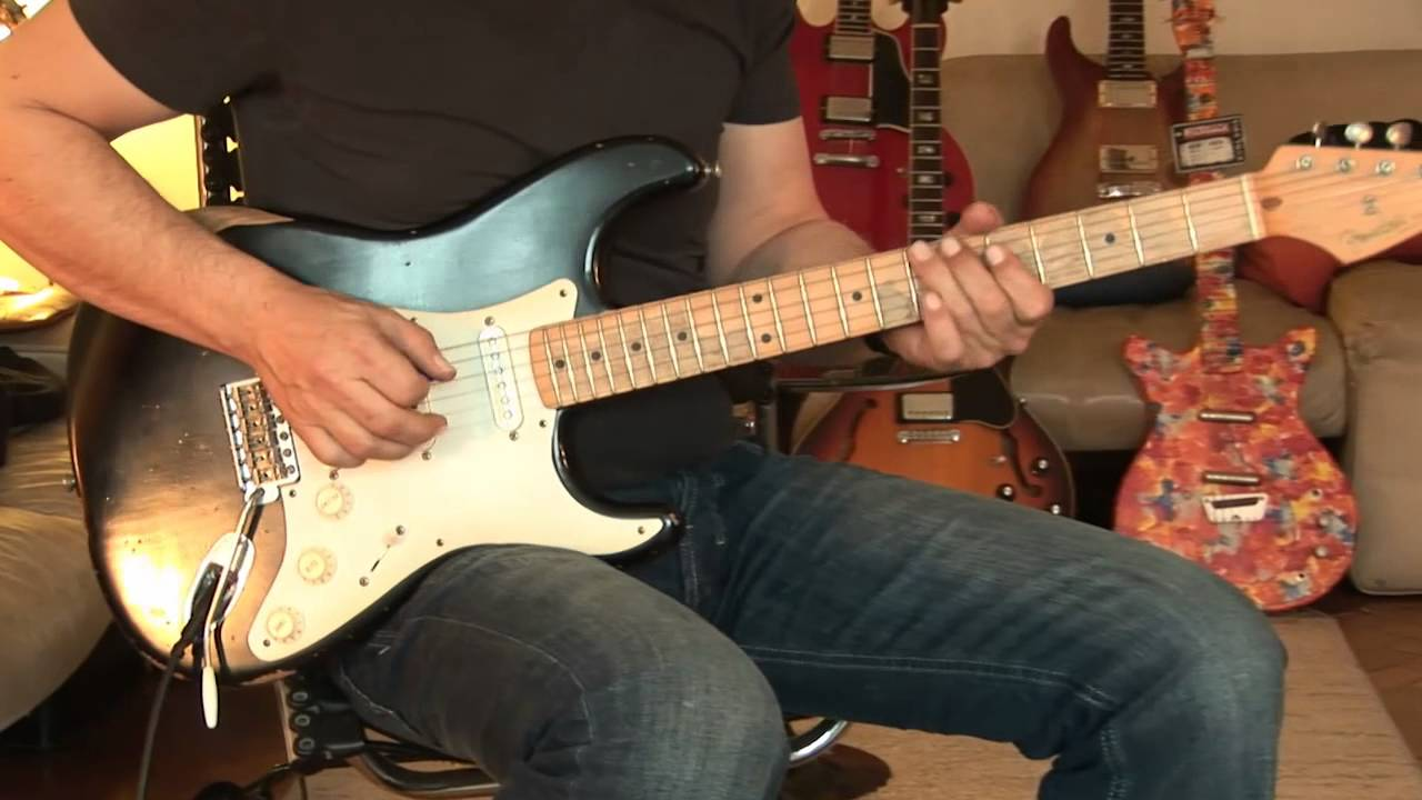 fender roadworn strat upgraded withfender usa noiseless pus youtube. Black Bedroom Furniture Sets. Home Design Ideas