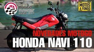 HONDA NAVI (((NOVEDADES MOTOGO 2017)))