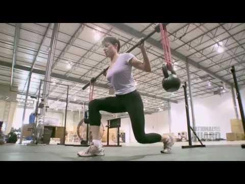 Antje Traue - MoS Workout