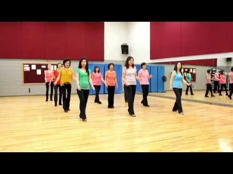 Love Is Like - Line Dance (Dance & Teach in English & 中文)