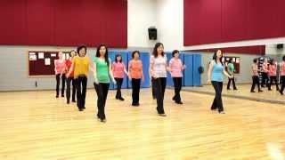 Love Is Like - Line Dance (Dance & Teach in English & 中文)