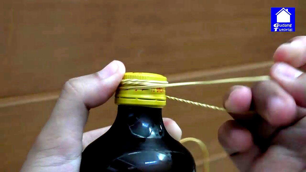 Cara Membuka Tutup Botol Yang Licin Youtube Kotak Tempat Sabun Kamar Mandi Portable Praktis Ada Hbh065