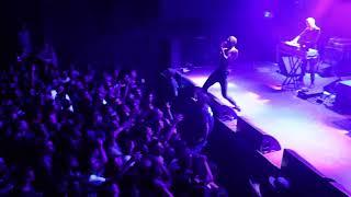 Скачать Death Grips No Love LIVE The Catalyst 2016