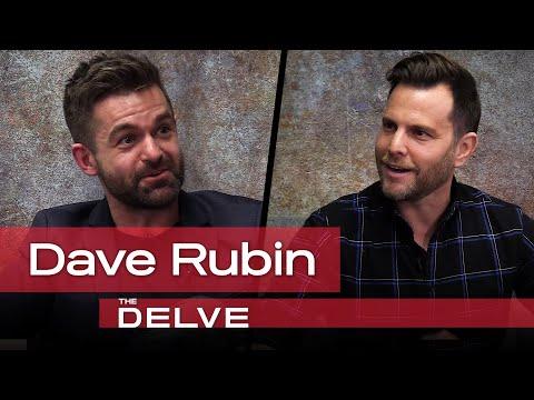 Dave Rubin talks Freedom of Speech, Jordan Peterson, Big Ideas, The IDW and more