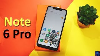 Xiaomi Redmi Note 6 Pro In Depth Bangla Review | It Has a Display Issue | TechFo Geek | 4K