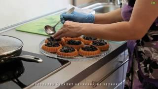 Рецепт бисквитных пирожных.wmv