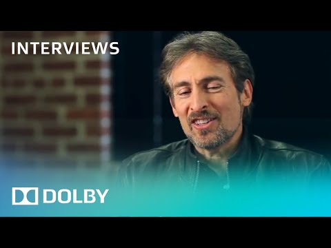 Eric Brevig Talks About Exploiting 3D    Dolby