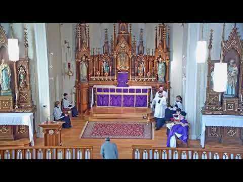 TRAD NOVUS ORDO MASS: 2nd Sunday of Lent
