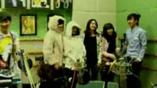 SNSD Ending cut - Forever (Pasta OST Part 4) @ Kiss the radio 3/3 Feb08.2010 GIRLS' GENERATION