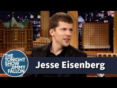 Jesse Eisenberg Is Not a Big Comic Book Fan