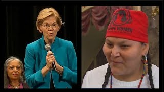 Warren Apologizes Again For Indian Heritage