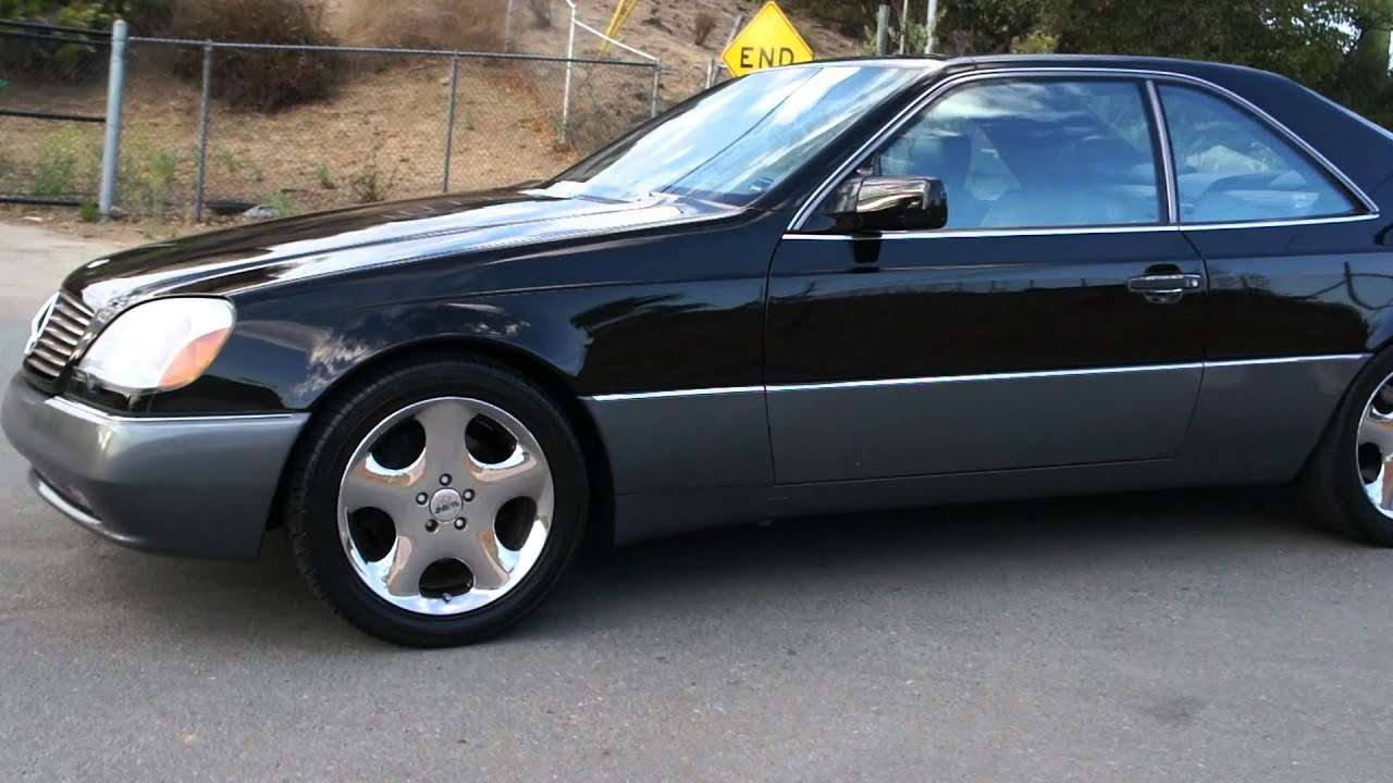 Mercedes Benz S V Youtuve on