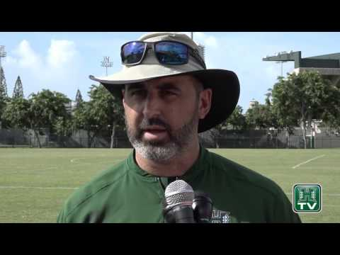Pre-Game Interviews: Hawaii Football Preview vs. San Jose State
