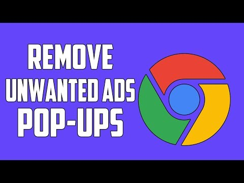 How To Remove Unwanted Ads, Pop Ups & Malware From Google Chrome