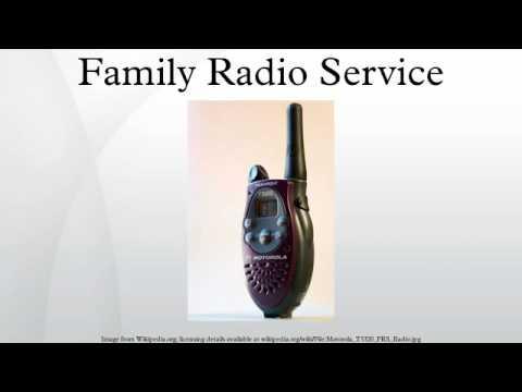 Family Radio Service