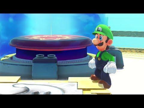 Super Luigi Odyssey - Walkthrough - #14
