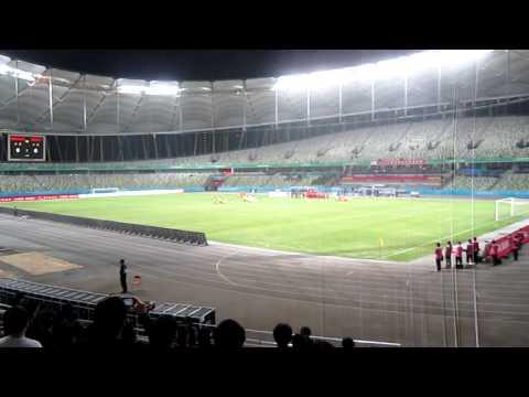 Shenzhen-Shanghai : China national anthem